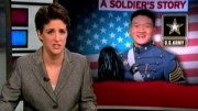 Lt. Dan Choi on Rachel Maddow