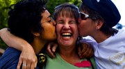 Kiss-In Protest against LDS