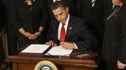 Obama signs Ryan White Act